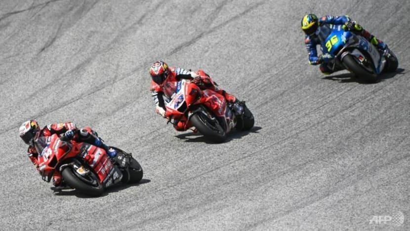 Motorcycling: Ducati's Dovizioso wins Austrian GP after horror crash halts race