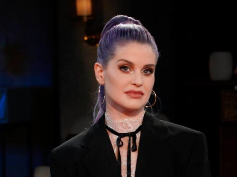 TV personality Kelly Osbourne opens up about drug and alcohol addictions