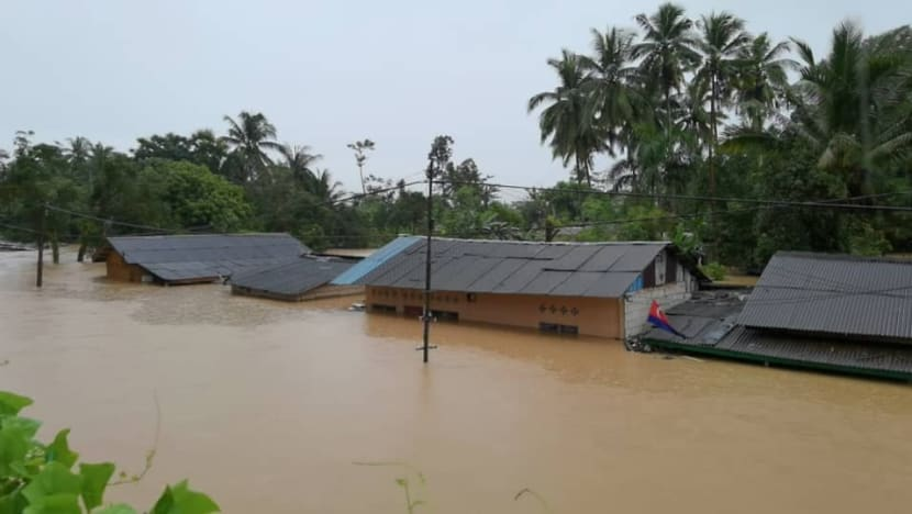 Johor hit by floods after heavy rain, 1,000 residents evacuated