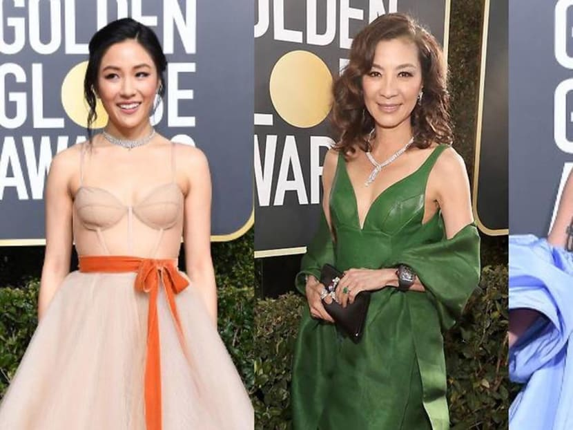 Golden Globes 2019 fashion: The 'who wore what scrunchie' edition