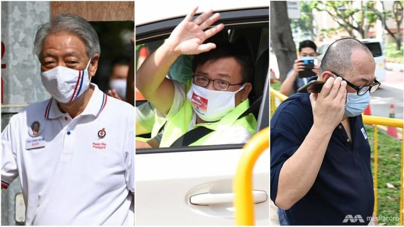 GE2020: Pasir Ris-Punggol only GRC with three-cornered fight, involving PAP, SDA and Peoples Voice