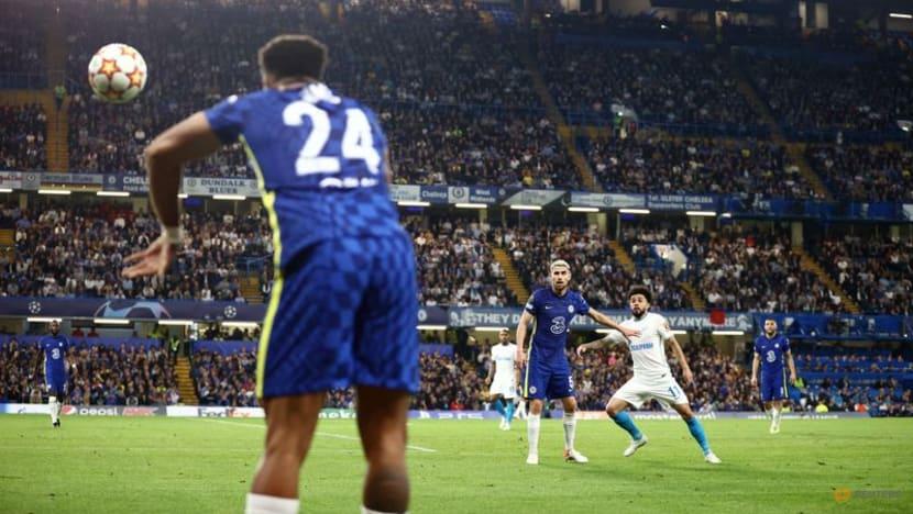 Football: Lukaku earns Chelsea narrow win over Zenit