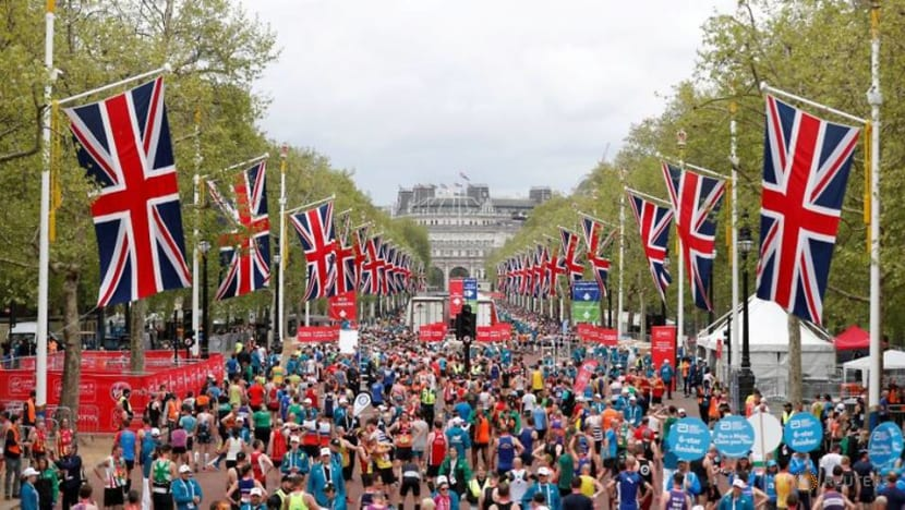London Marathon plans for 100,000 runners this year