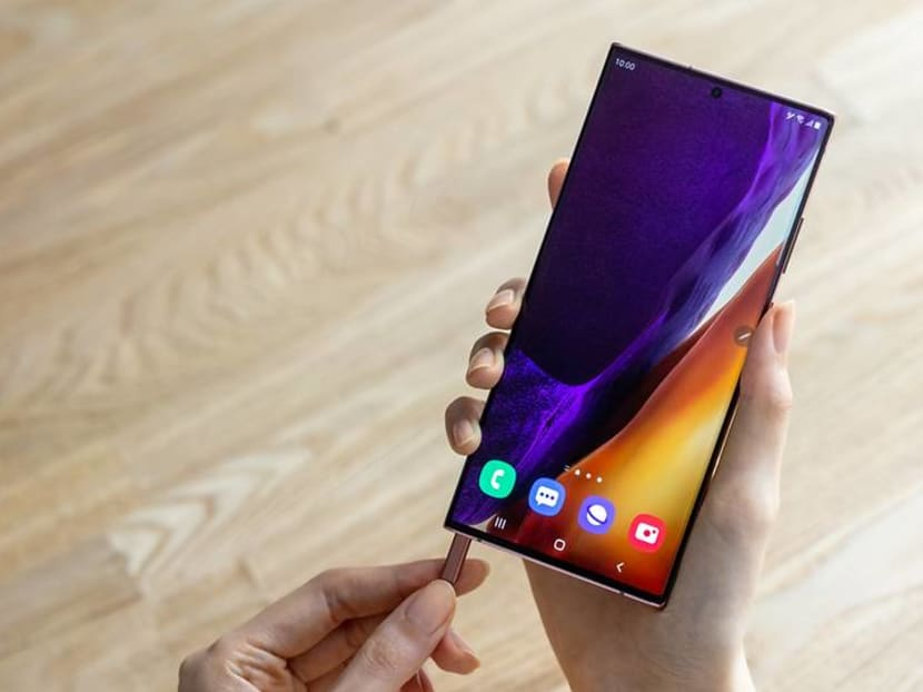 First look: Samsung's new Note 20 phones launched at Galaxy Unpacked 2020