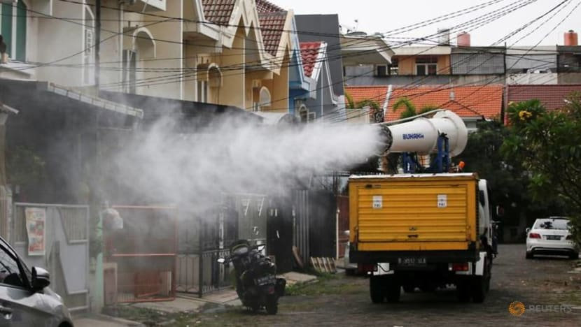 Indonesia 'emergency' COVID-19 curbs to take effect on Jul 3