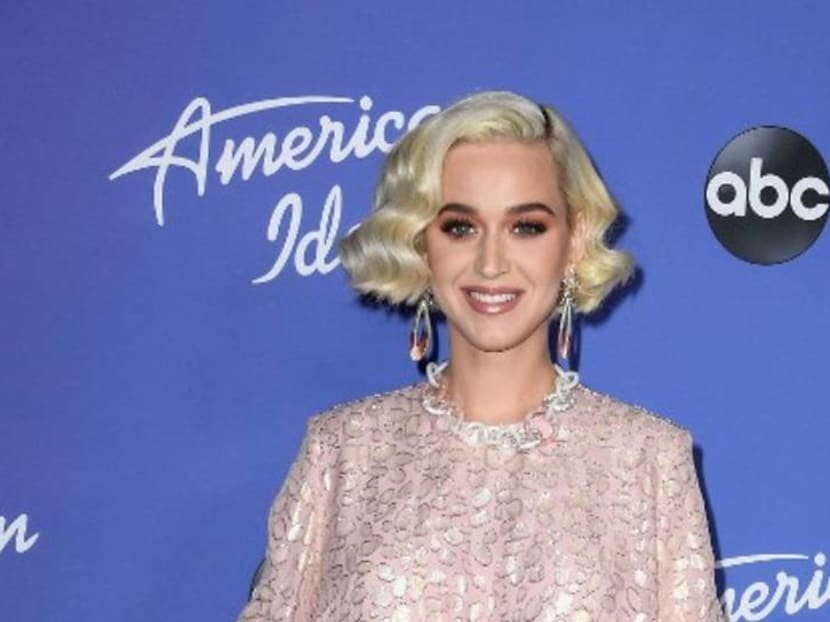 Katy Perry thanks firefighters for help after collapsing on American Idol