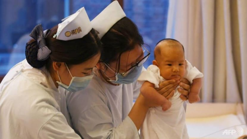 Commentary: China's fertility crisis could kill its economic dynamism