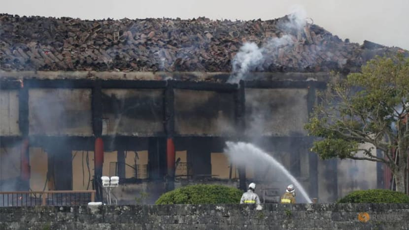 Shuri Castle: 5 things to know about Japan's fire-ravaged World Heritage Site landmark