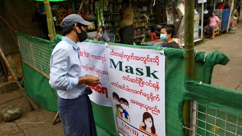 Myanmar extends Yangon lockdown after record daily jump in COVID-19 cases