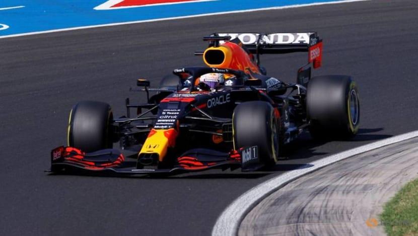 Formula 1:Verstappen frustration boils over as Hamilton takes pole in Hungary