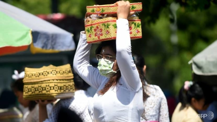 Bali prays as COVID-19 hits tourism on Island of the Gods