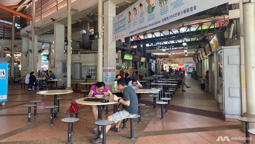 Slow start for F&B outlets during lunchtime as Singapore begins Phase 2 of reopening
