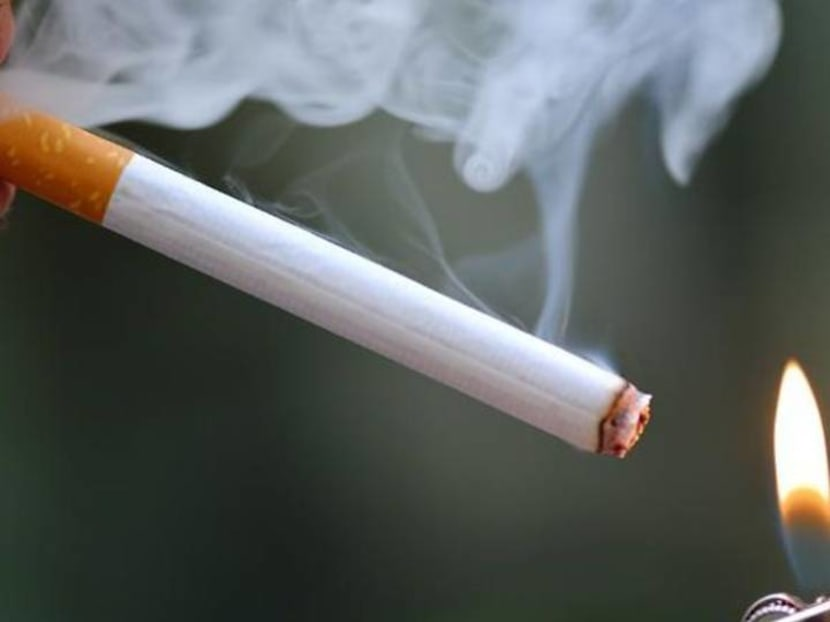Commentary: Why smoking may be a sackable offence - even when working from home