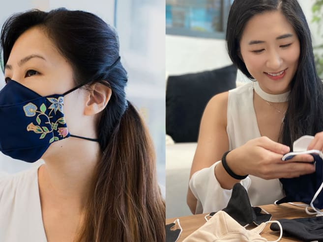 From bin to skin: Meet the Singaporean who makes face masks from food waste