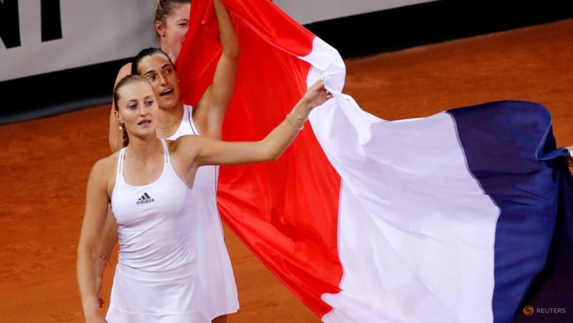 Tennis: Champions France to open Billie Jean King Cup defence against Canada