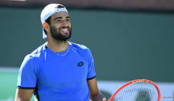Berrettini seals ATP Finals spot, two places still up for grabs