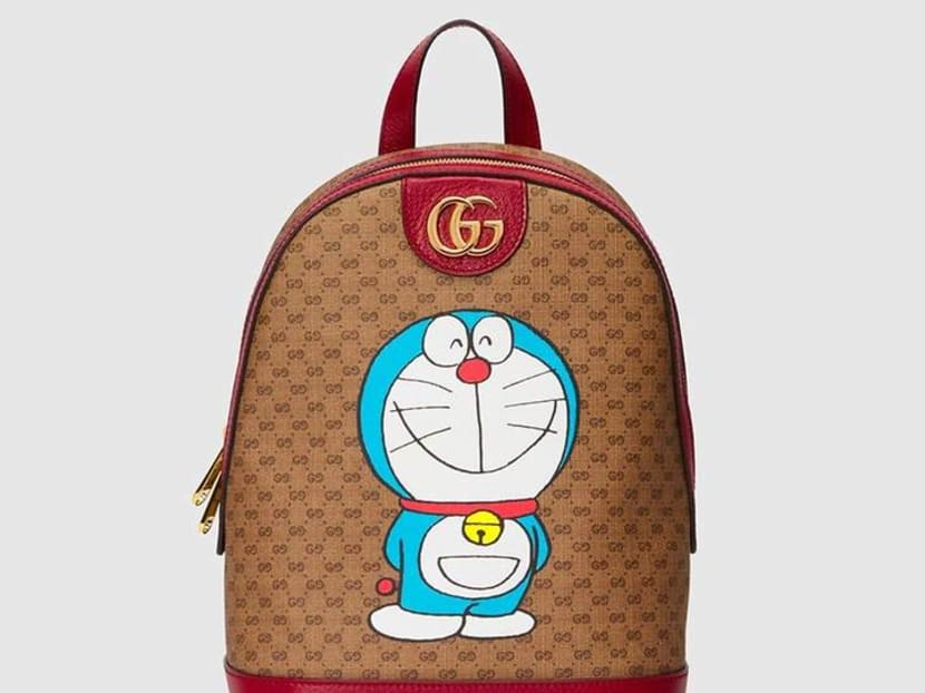 Love Doraemon? Luxury brand Gucci has a new collaboration with the robot cat