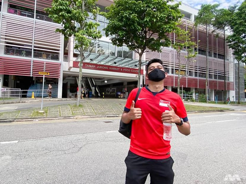 CNA explores Singapore on foot (Day 5): An unexpected guide and finally, the big finish
