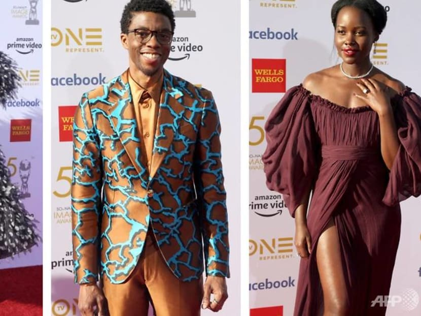 50th NAACP Image Awards: What celebs wore on the red carpet