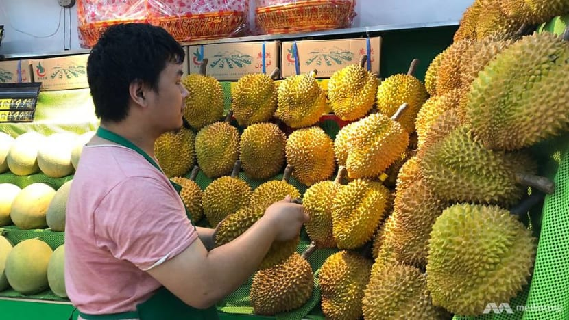 Is the 'king of fruit' set to conquer the Chinese market?