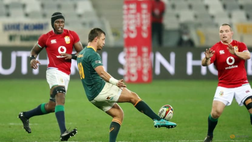Rugby-Results all that matter, says South Africa flyhalf Pollard