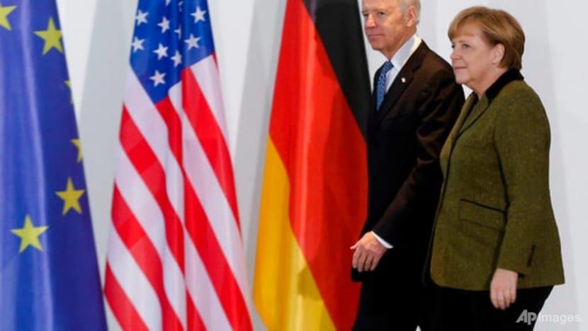 Merkel doubts Biden meeting will solve Russia gas pipeline dispute