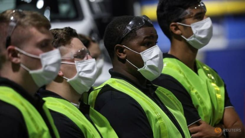 Foreign carmakers' US plants relax COVID-19 protocols as Detroit 3 keep masks