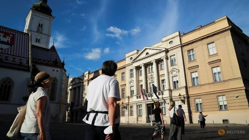 Croats go to polls amid sharp economic downturn, rising infections