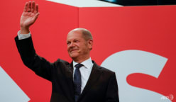Germany parties agree initial deal for next government