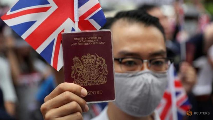 China will not recognise British passport for Hong Kong residents from Jan 31