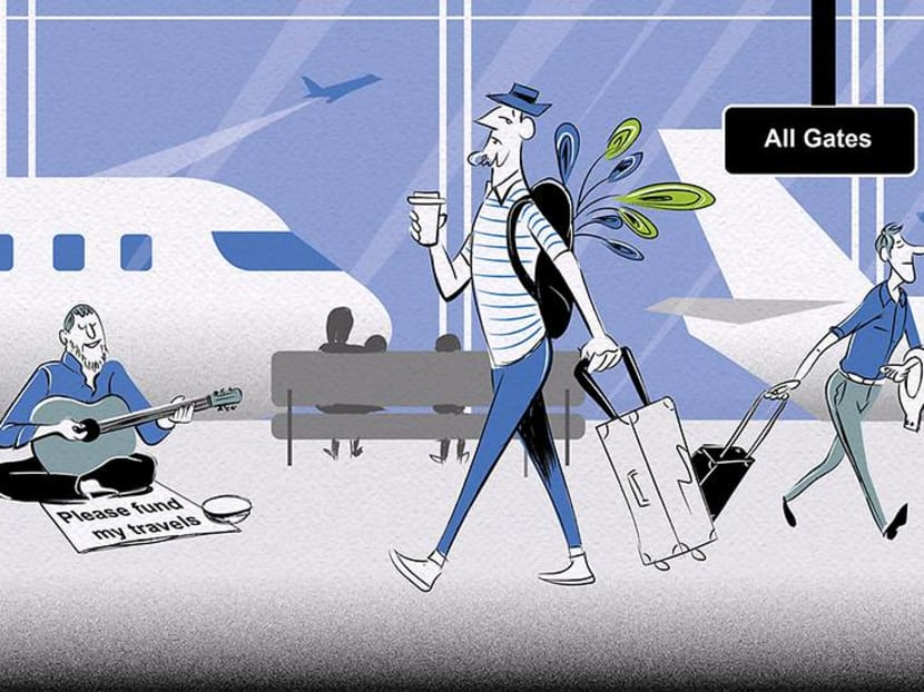 The world's worst types of tourists: From 'begpackers' to exhibitionists