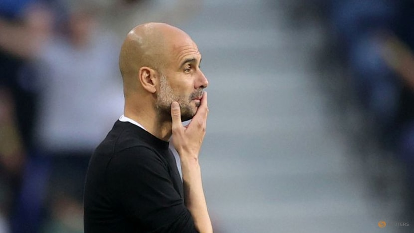 Football: Guardiola set to leave Manchester City in 2023