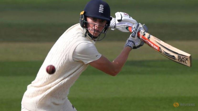 Crawley passes 50 as rain-hit second test drawn