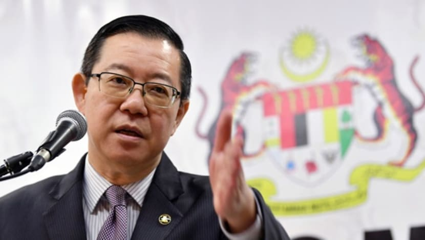 Malaysia's former finance minister Lim Guan Eng arrested on corruption charges linked to Penang undersea tunnel project