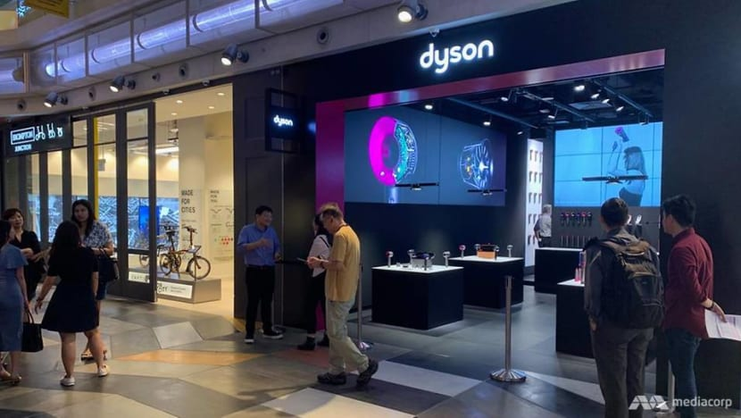 Dyson looking to hire 'substantially' more electronic engineers, digital marketers in Singapore