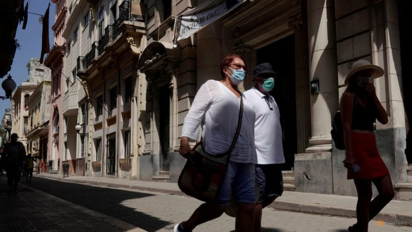 Cuba struggles to get oxygen to the sick, COVID-19 vaccines to the healthy