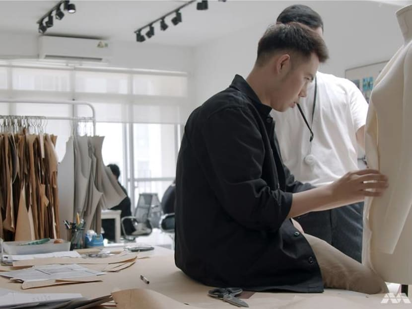 The Vietnamese fashion designer who credits his mum for his success