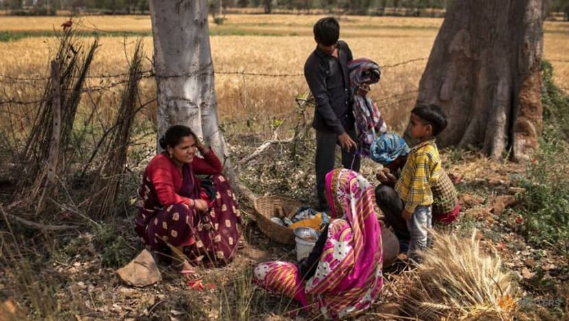 Indian villagers tire of COVID-19 rules just as rural cases surge