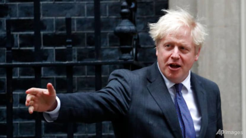 UK's PM Johnson says Brexit deal failure still 'most likely'