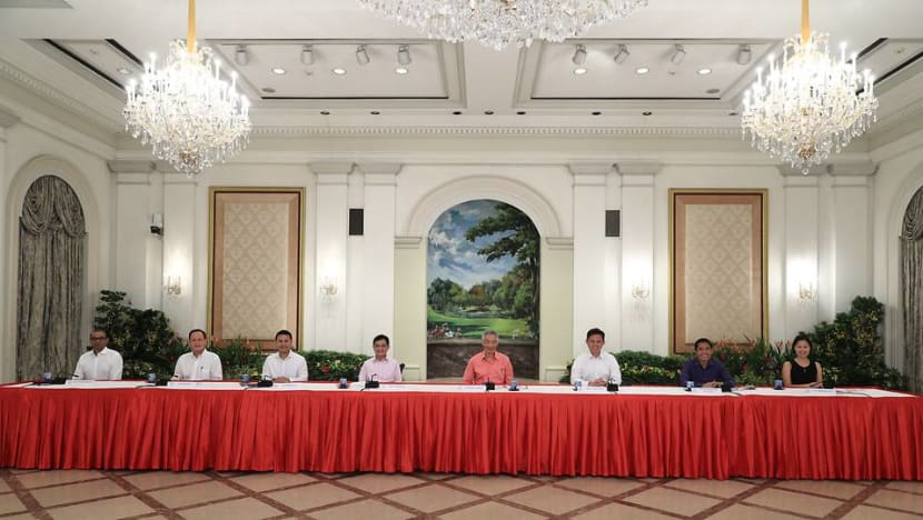 Commentary: How COVID-19 shaped this Singapore Cabinet line-up