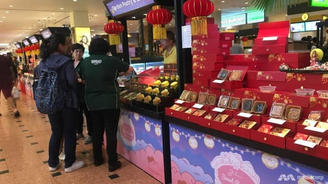 Commentary: Could corporate gifts like mooncakes be cut down as more work from home?