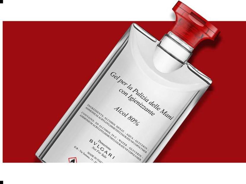 COVID-19: Bvlgari is the latest luxury brand to start making hand sanitisers