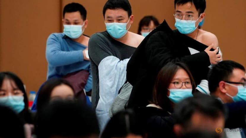 China reports four new COVID-19 cases