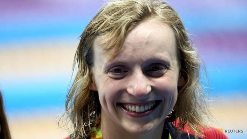 Swimming: Ledecky adjusts routine for prime time glory bid