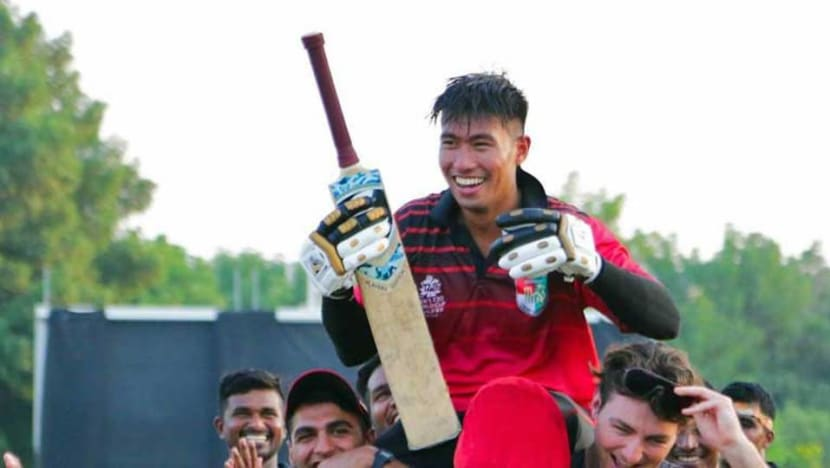 Cricket: Param stars as Singapore on road to World T20