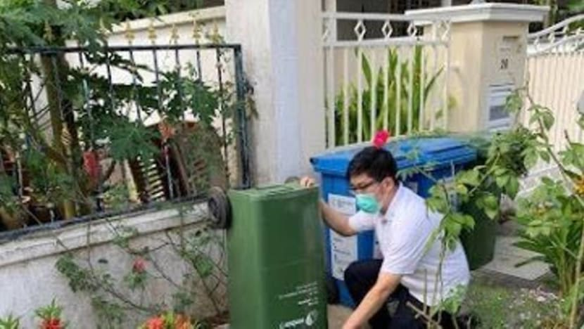 Heavier penalties from Jul 15 for households with repeated mosquito breeding offences and multiple breeding habitats: NEA