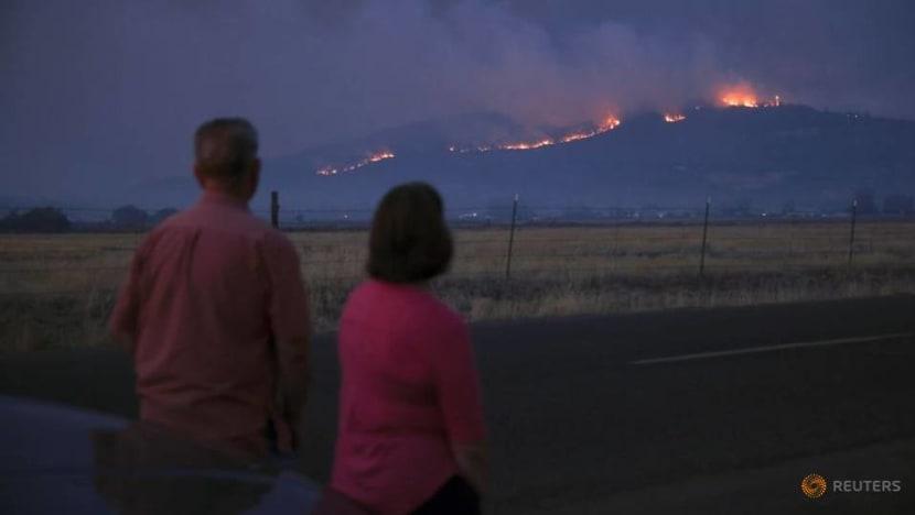FBI says false arson claims hampering wildfire response