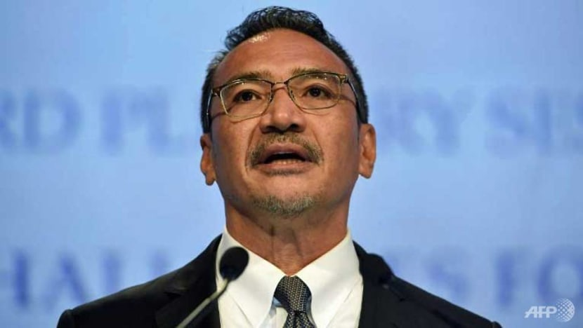 Malaysian Foreign Minister Hishammuddin makes 2-day official visit to Singapore