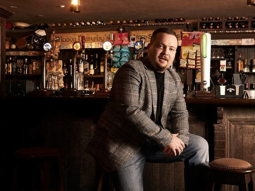 The South African who runs an Irish pub in Singapore and 'scolds' in Hokkien