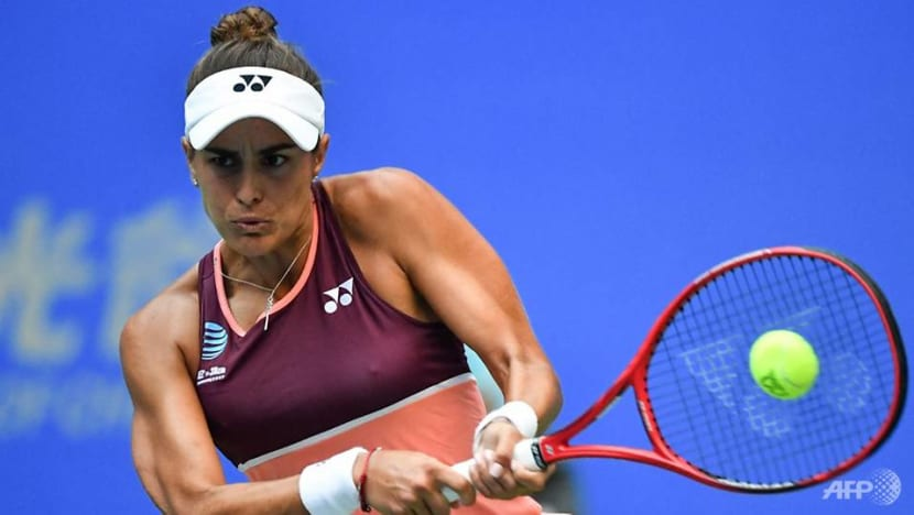 Olympics: Reigning women's tennis champion Puig to miss Tokyo Games due to surgery